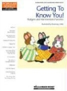 Oscar Hammerstein - GETTING TO KNOW YOU PIANO
