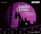 Agatha Christie, Beate Himmelstoß - 16 Uhr 50 ab Paddington, 3 Audio-CDs (Hörbuch)
