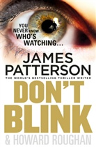 Patterso, James Patterson, Roughan, Howard Roughan - Don't Blink