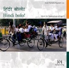 Ines Fornell, Gautam Liu - Hindi bolo!, Audio-CD (Hörbuch)