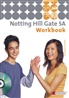 Notting Hill Gate, Ausgabe 2007 - Bd.5A: 9. Schuljahr, Workbook m. Audio-CD (Advanced Course)