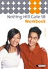 Notting Hill Gate, Ausgabe 2007 - Bd.5B: 9. Schuljahr, Workbook (Basic Course)