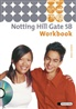 Notting Hill Gate, Ausgabe 2007 - Bd.5B: 9. Schuljahr, Workbook m. 2 Audio-CDs