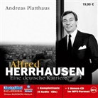 Andreas Platthaus, Christoph Pischel - Alfred Herrhausen, 9 Audio-CDs + 1 MP3-CD (Audiolibro)