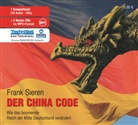 Frank Sieren, Paul Baumann - Der China Code, 13 Audio-CDs u. 2 MP3-CDs (Audiolibro)