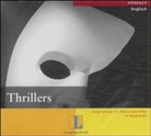 Thrillers, 1 Audio-CD (Hörbuch)