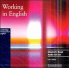 Working in English: 2 Student's Book Audio-CDs (Hörbuch)