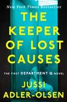 Jussi Adler-Olsen - The Keeper of Lost Causes