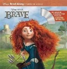 Disney Book Group, Nolan North, Not Available (NA), Disney Storybook Art Team, Kitty Richards - Brave