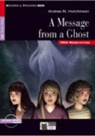 ANDREA M. HUTCHINSON, Andrea M. Hutchinson, HUTCHINSON ED 2012, Franco Rivolli - Message from a Ghost book/audio CD