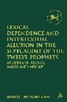 Myrto Theocharous, THEOCHAROUS MYRTO, Claudia V. Camp, Andrew Mein - LEXICAL DEPENDENCE AND INTERTEXTUA
