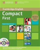 Compact First: Student's Book with answers and CD-ROM and 2 Class Audio CDs