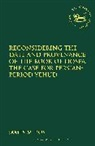 James M Bos, James M. Bos, BOS JAMES M, Claudia V. Camp, Andrew Mein - Reconsidering the Date and Provenance of the Book of Hosea