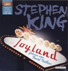 Stephen King, David Nathan - Joyland, 2 MP3-CDs (Hörbuch)