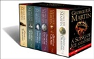 GEORGE R R MARTIN, George R. R. Martin - Song of Ice and Fire - A Game of Thrones: The Story Continues