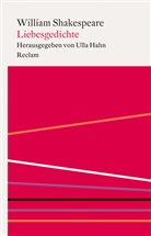 William Shakespeare, Ull Hahn, Ulla Hahn - Liebesgedichte