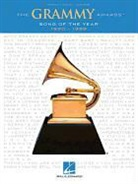 Hal Leonard Publishing Corporation (COR), Hal Leonard Publishing Corporation - THE GRAMMY AWARDS SONG OF THE YEAR 1990 - 1999 PIANO, VOIX, GUITARE