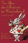 Lewis Carroll, John Tenniel - Der Alice Ihre Obmteier Im Wunderlaund: Alice's Adventures in Wonderland in Viennese German