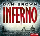 Dan Brown, Wolfgang Pampel - Inferno, 6 Audio-CDs (Hörbuch)
