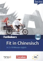 Zissler-Gürtler, Dagmar Zißler-Gürtler - lex:tra - Turbokurs: Fit in Chinesisch, m. Audio-CD