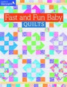 Edited By Martingale, Martingale (EDT), That Patchwork Place, Martingale - Fast and Fun Baby Quilts