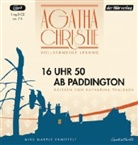 Agatha Christie, Katharina Thalbach - 16 Uhr 50 ab Paddington, 1 MP3-CD (Hörbuch)