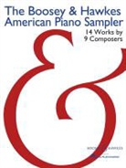 Hal Leonard Publishing Corporation (COR), Hal Leonard Corp, Hal Leonard Publishing Corporation - The Boosey & Hawkes American Piano Sampler