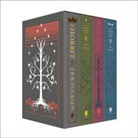 John Ronald Reuel Tolkien - Hobbit/The Lord of the Rings Collectors Edition Boxed Set