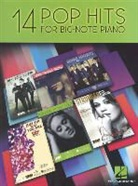 Hal Leonard Publishing Corporation (COR), Hal Leonard Publishing Corporation - 14 POP HITS PIANO