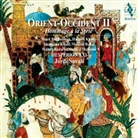 Orient-Occident II - Hommage an Syrien, 1 Super-Audio-CD + 1 Mediabook (Audiolibro)