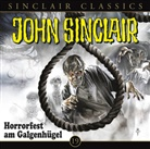 Jason Dark, Alexandra Lange, Dietmar Wunder - John Sinclair Classics - Horrorfest am Galgenhügel, 1 Audio-CD (Audio book)