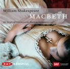 William Shakespeare, Kurt Beck, Alfred Schlageter, Siegfried Wischnewski - Macbeth, 2 Audio-CDs (Hörbuch)