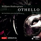 William Shakespeare, Reimar J. Baur, Fred Düren, Klaus Piontek, Jutta Wachowiak, Winfried Wagner - Othello, 2 Audio-CDs (Hörbuch)
