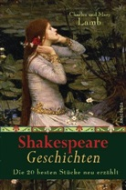 Charle Lamb, Charles Lamb, Charles und Mary Lamb, Mary Lamb, William Shakespeare, Karl Heinrich Keck... - Shakespeare Geschichten