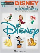 Hal Leonard Publishing Corporation (COR), Hal Leonard Corp, Hal Leonard Publishing Corporation - DISNEY - FLUTE FLUTE TRAVERSIERE +ENREGISTREMENTS ONLINE