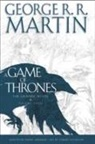 George R R Martin, George R. R. Martin - A Game of Thrones