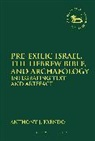 Anthony J. Frendo, Claudia V. Camp, Andrew Mein - Pre-Exilic Israel, The Hebrew Bible, and Archaeology