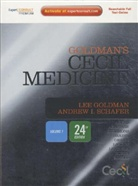 Lee Goldman, Andrew I. Schafer - Goldman's Cecil Medicine 24th Edition/2 Hardbacks