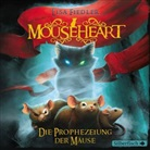 Lisa Fiedler, Boris Aljinovic - Mouseheart - Die Prophezeiung der Mäuse, 3 Audio-CDs (Audio book)