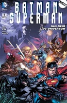 Brett Booth, Gre Pak, Greg Pak, Brett Booth, Jae Lee, Kenneth Rocafort... - Batman / Superman - Monguls Todesspiel