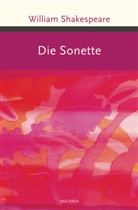 William Shakespeare, Gustav Wolff - Die Sonette