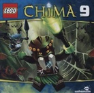 LEGO Legends of Chima. Tl.9, 1 Audio-CD (Hörbuch)