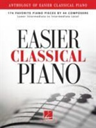 Hal Leonard Publishing Corporation (COR), Hal Leonard Corp - ANTHOLOGY OF EASIER CLASSICAL PIANO PIANO