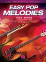 Hal Leonard Publishing Corporation (COR), Hal Leonard Publishing Corporation - EASY POP MELODIES - FOR DOUBLE BASS CONTREBASSE