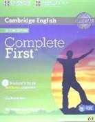 Guy Brook-Hart - Complete First for Spanish Speakers Student s Book Without Answers