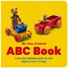 James Brown, Te Papa Press, Te Papa Press (COR) - My New Zealand ABC Book
