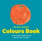 James Brown, Te Papa Press, Te Papa Press (COR) - My New Zealand Colours Book