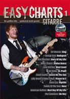 Easy Charts Gitarre, m. MP3-CD. Nr.1