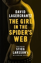 David Lagercrantz, Stieg Larsson - The Girl in the Spider's Web