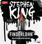 Stephen King, David Nathan - Finderlohn, 3 MP3-CDs (Hörbuch)